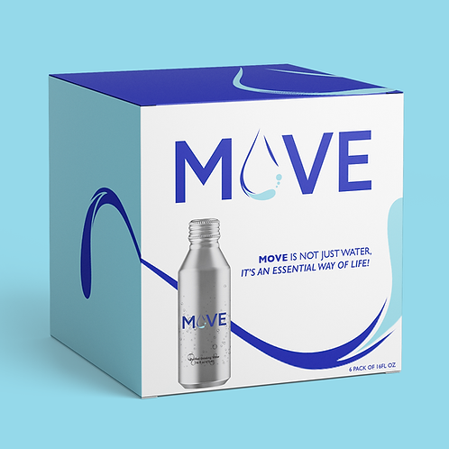Move Water - 6-Pack