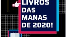 Clube das Manas - Nossas Leituras de 2020