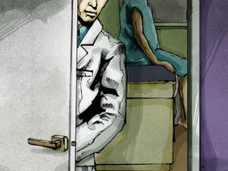 Ele era meu psiquiatra, mas minha virgindade o interessava mais que minha saúde mental -#minhahistor