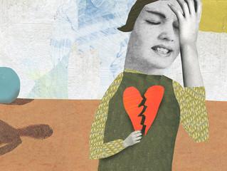 Me prendi a um relacionamento abusivo achando que era apenas uma fase - #minhahistoriadeviolencia