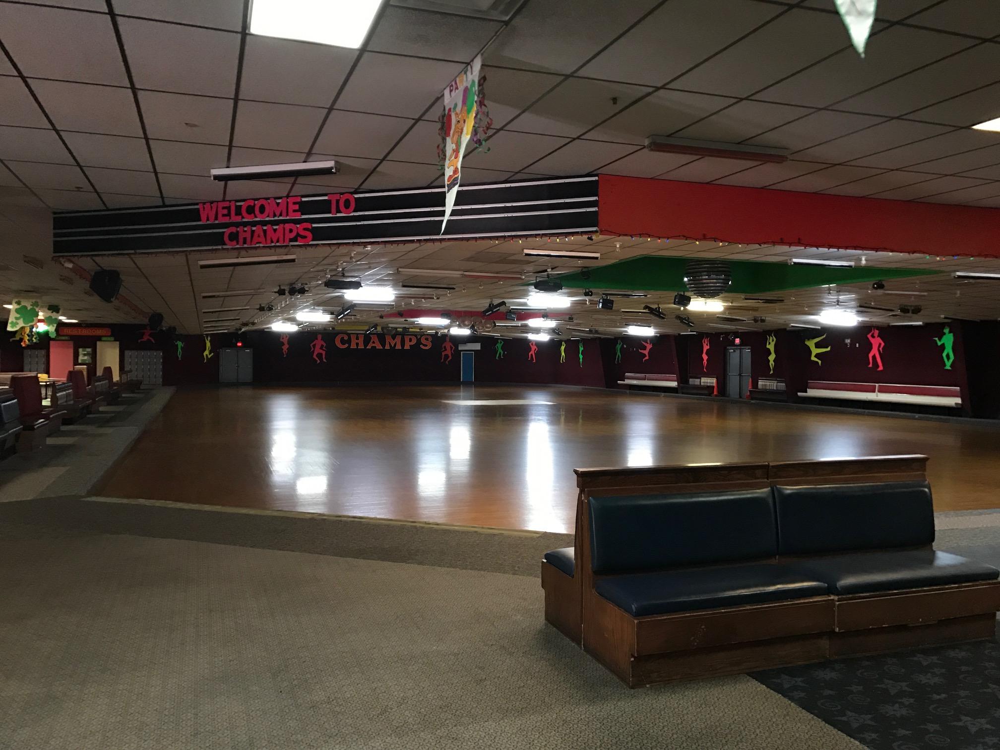 Skating Floor
