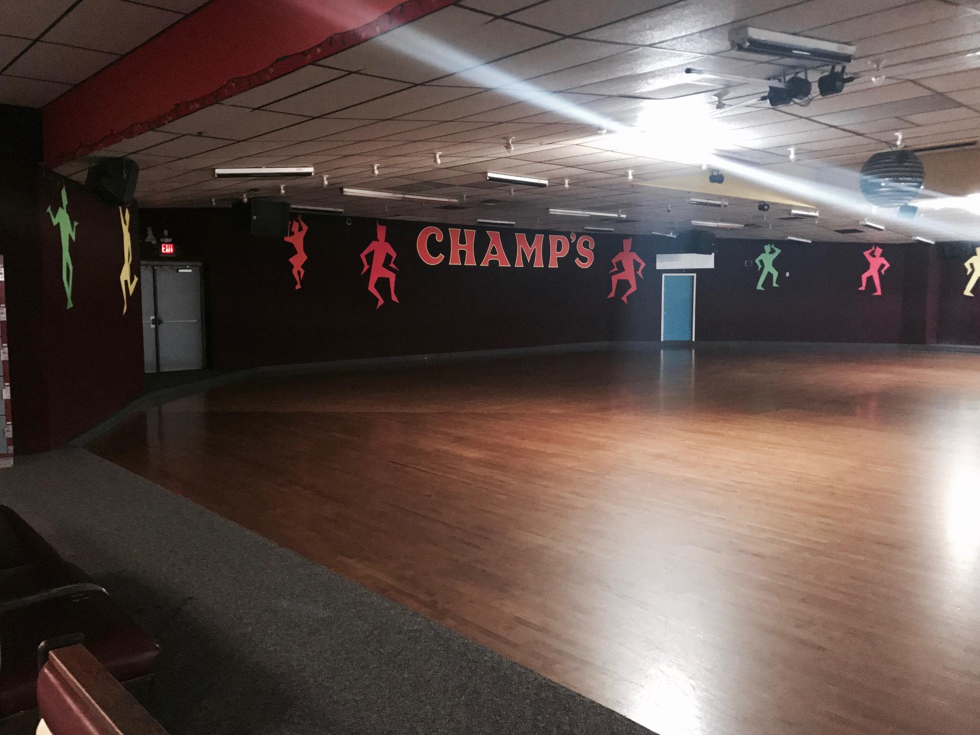 Champs Floor