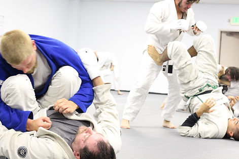 Fundamentals are the most important jiu-jitsu class you can take for self-defense.