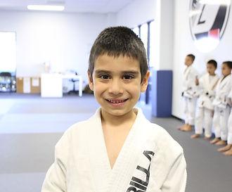 Kids Jiu-Jitsu classes are fun!