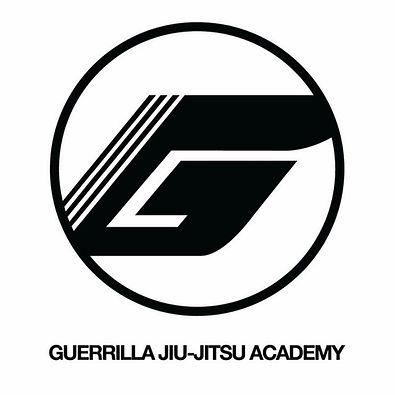 Guerrilla Jiu-Jitsu Academy Brand Logo