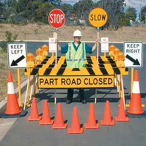 Traffic Management training course in Melbourne provides required competency for interpretation and implementation of the traffic guidance scheme as required by a traffic management plan.