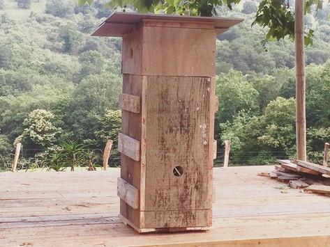 ATELIER : création d'une ruche de biodiversité - samedi 13 juin 2020