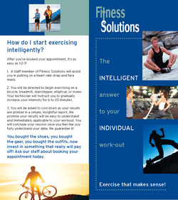Pages from Fitness Solutions Brochure