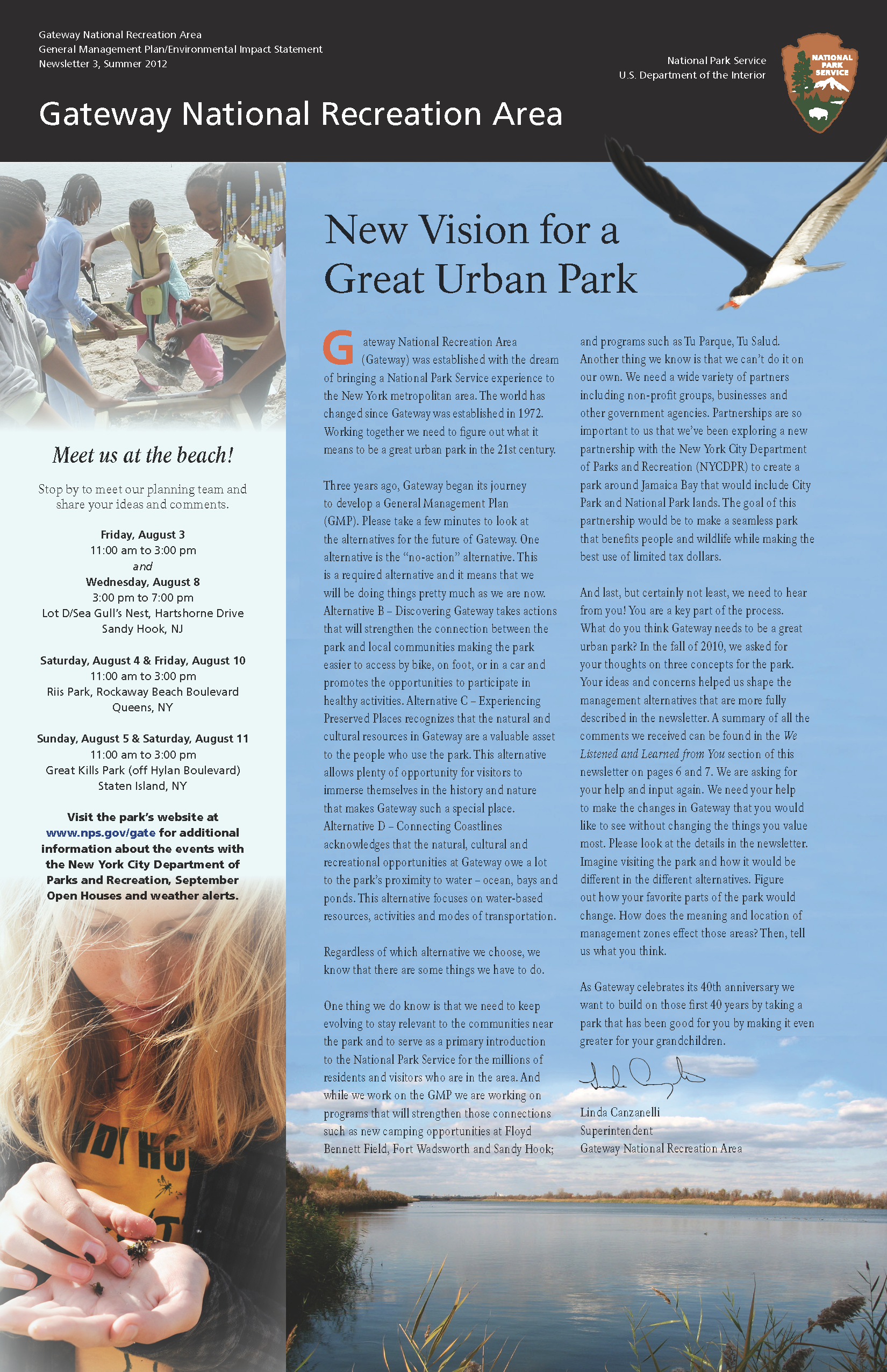 Pages from Gateway National Recreation Area GMP-Summer 2012 Newsletter-FINAL-071012