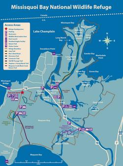 MIssisquoi Map