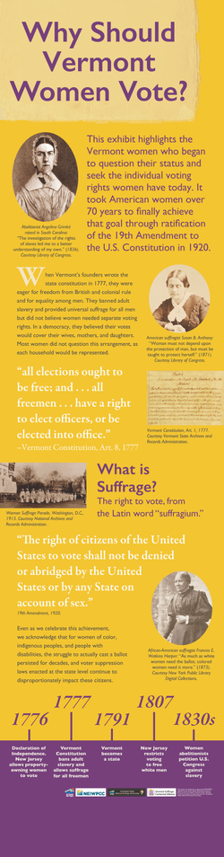 Suffrage Panels 1