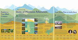Montana Arboretum Kiosk Panels-031117