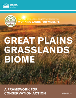Cover_Great Plains Grasslands Biome Fram