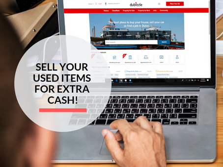 Top 5 Websites and Apps to Sell your Used Items and Make Money!