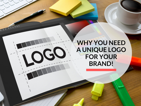 5 reasons why a logo for your business is more important than you think!