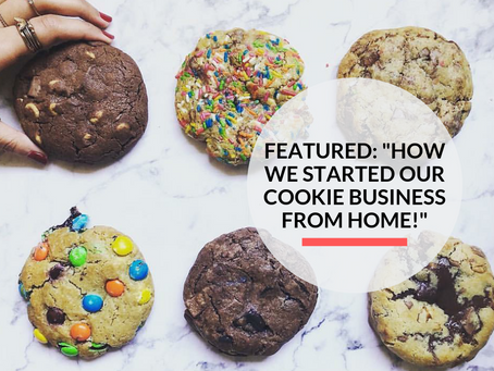 "Featured: ""Pretty Baked Dubai with their gooey Quarter Pound Cookies!"""