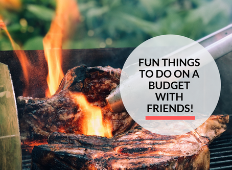 10 fun things to do on a budget with friends!
