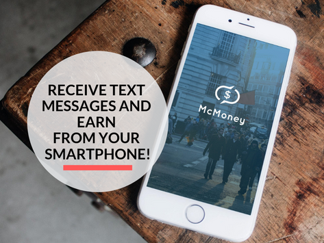 Earn Money for Receiving Texts on Your Smartphone.