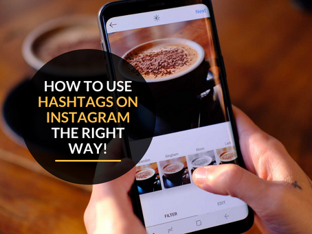How to use hashtags on Instagram the right way!