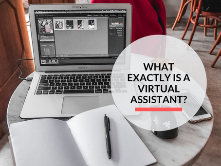 What is a Virtual Assistant? Everything you need to know!