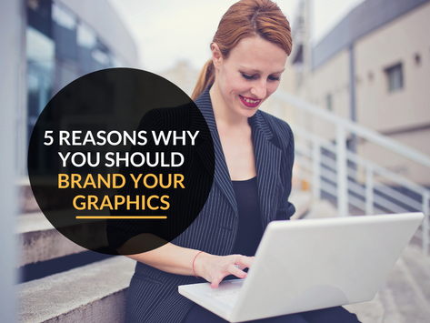 5 reasons why you need to brand your social media graphics!