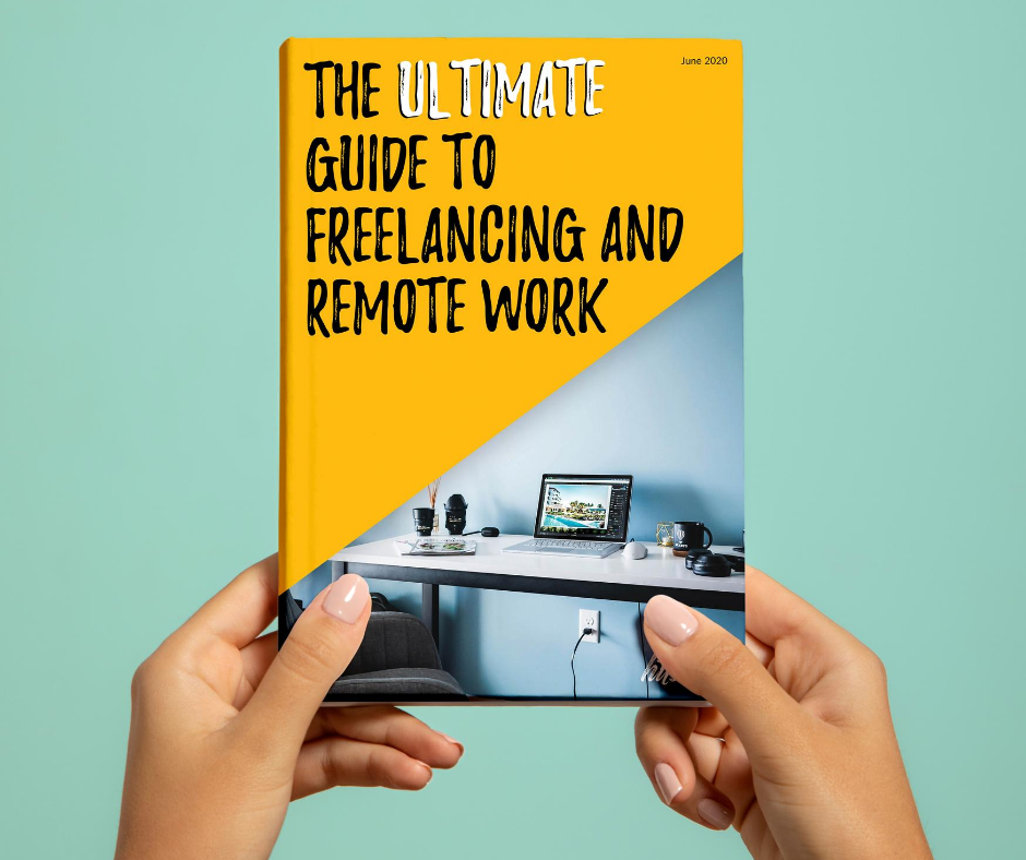 E-book to guide freelancers and remote workers.