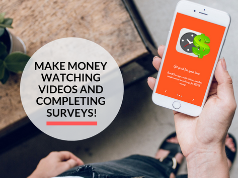 Earn Money by Watching Ads, Completing Tasks with the Make Money App.