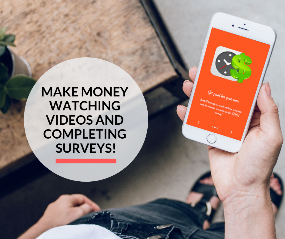 Earn Money by Watching Ads, Completing Tasks with the Make