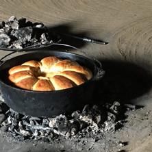 Baked Bread at Skering Village.JPG