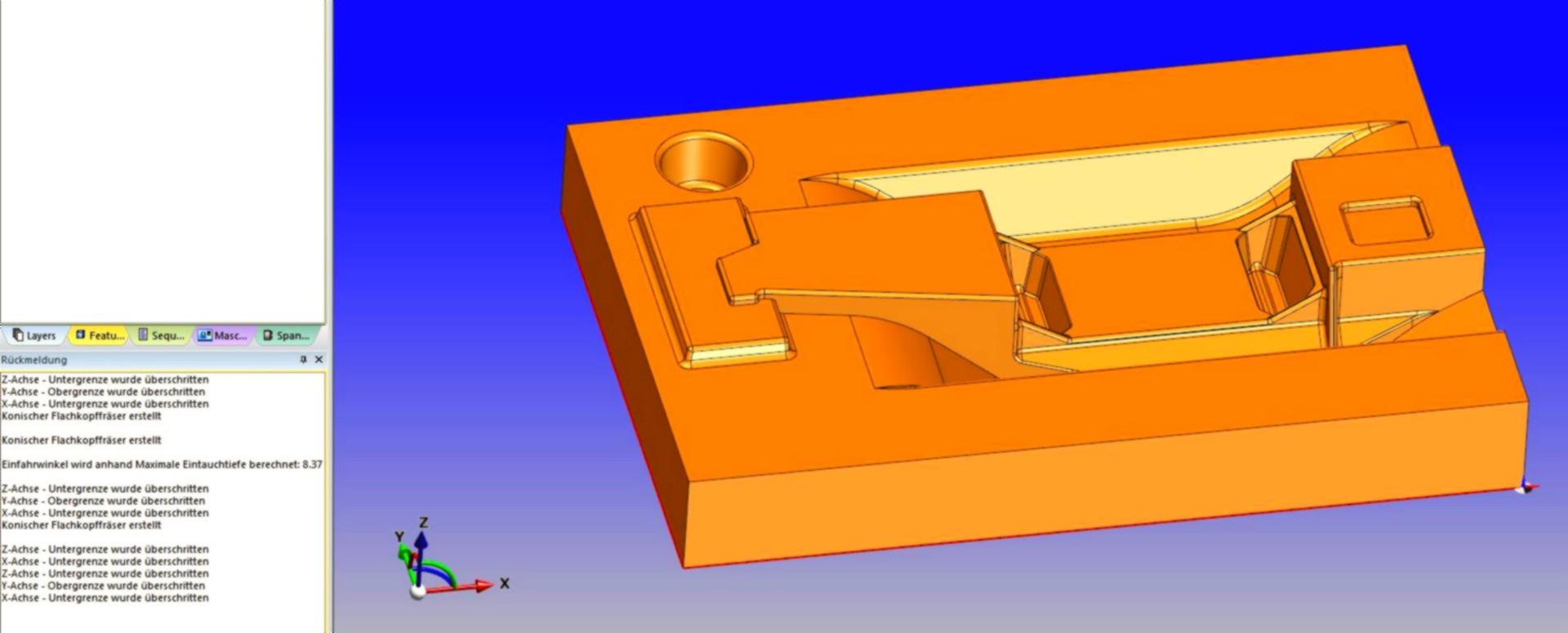 Modernste CAD-Systeme