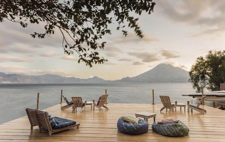Lake Atitlan, Guatemale