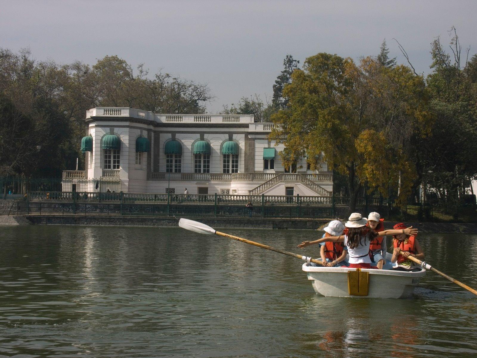 Chacultepec Park