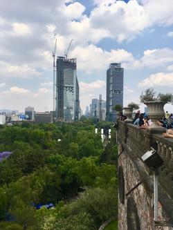 Views of Paseo de la Reforma