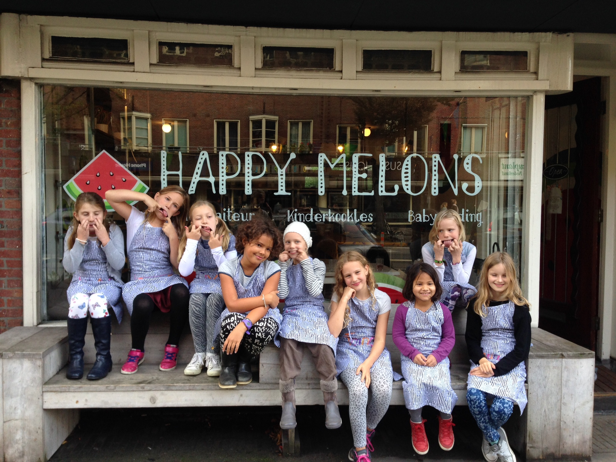 Sweet and Savoury Party (7-12 years old)
