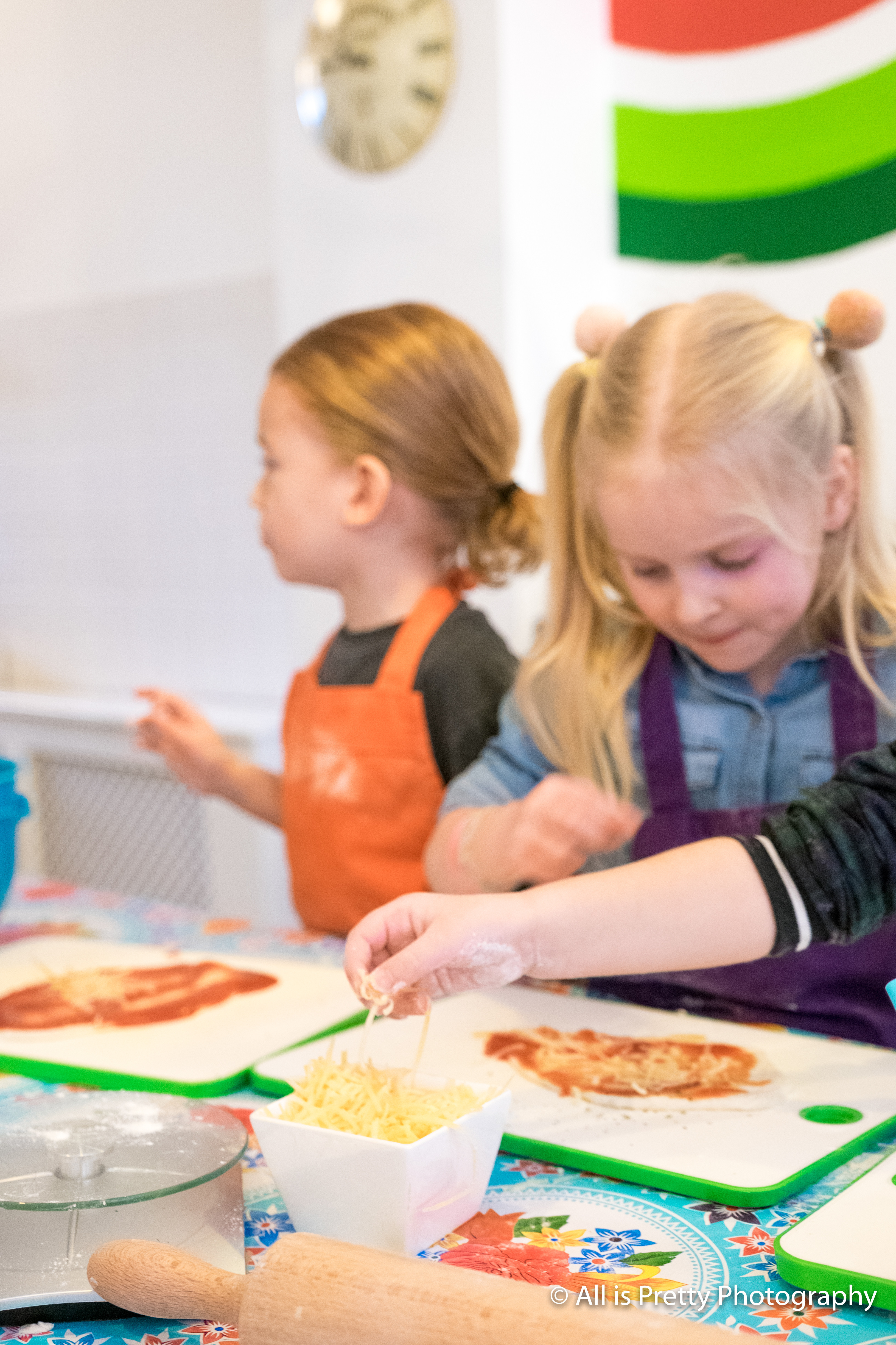 Sweet and Savoury Party (4-6 years old)