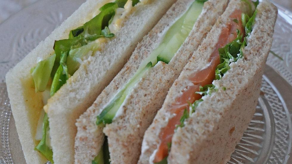 Sandwiches 3 pcs