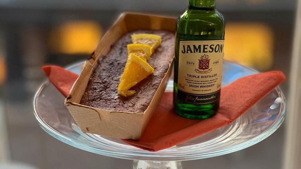 Whisky gift bag