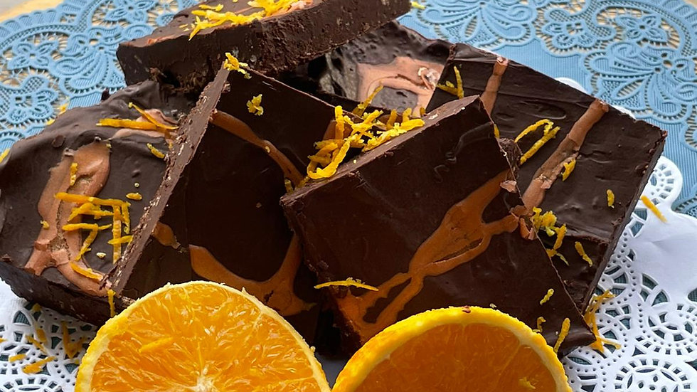 Tiffin cake