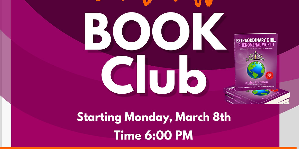 Extraordinary Girl Book Club