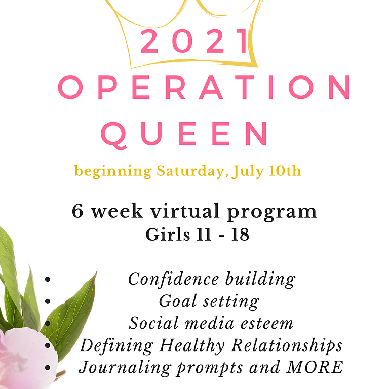 2021 Operation Queen