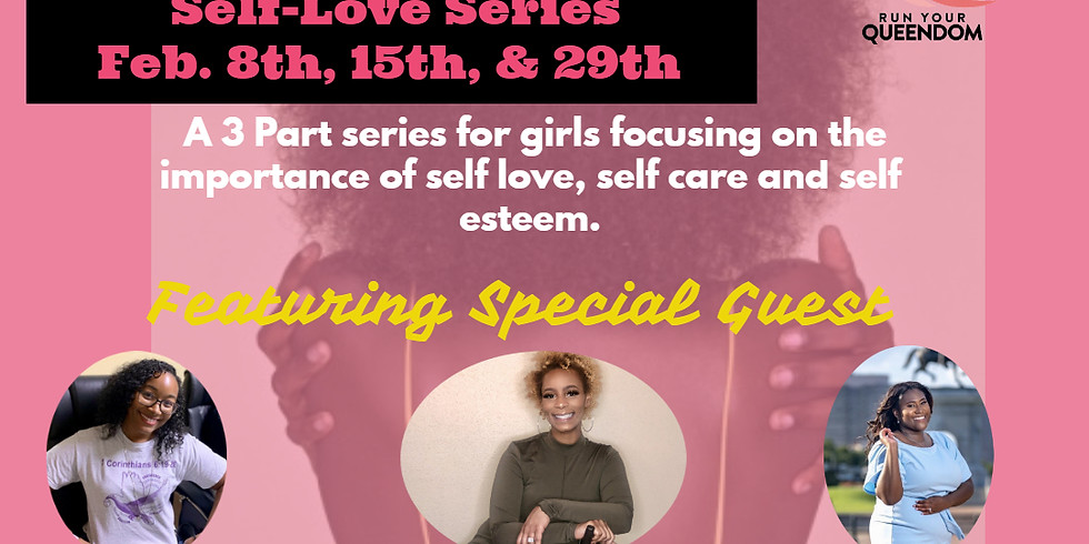 Queens Need Care! Self-Love Series