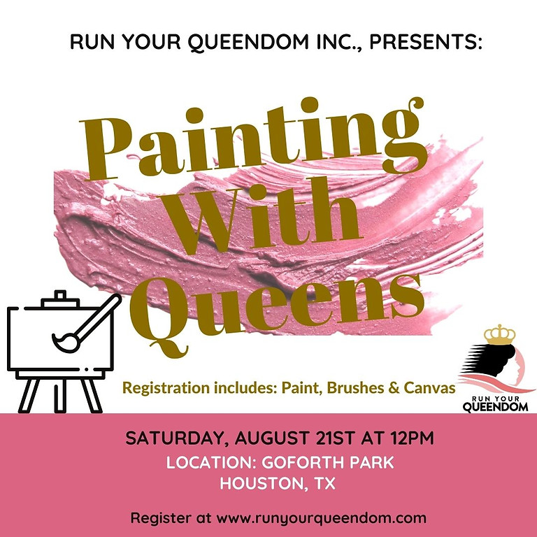 Painting with Queens
