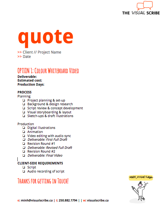 Visual Scribe_Quote Template