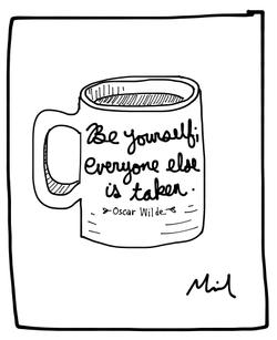 Note to Self_Oscar Wilde