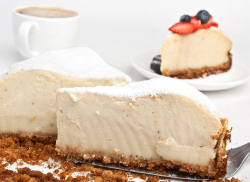 LeAnn's Gourmet Desserts NY Cheesecake