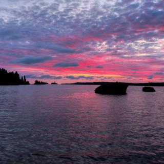 Isle Royale Belle Isle Dawn