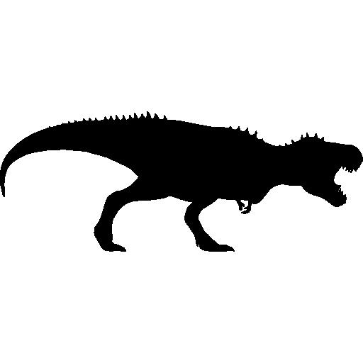 tyrannosaurus-rex-dinosaur-silhouette