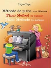 Méthode de piano Lajos Papp