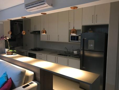 Dicas de Cozinha Planejada para Apartamento