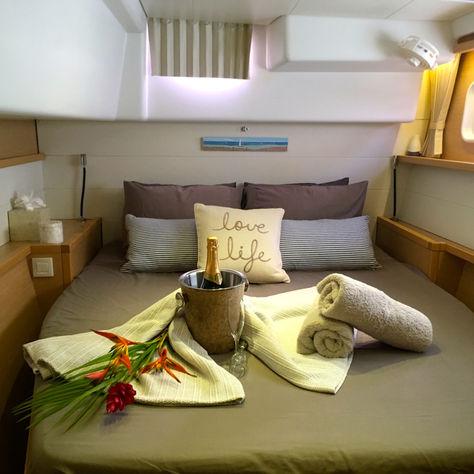 Celebrate a honeymoon onboard.